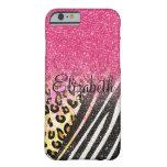 Awesome girly trendy leopard print, zebra stripes