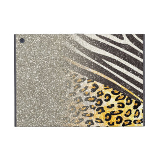 Awesome girly trendy leopard print, zebra stripes iPad mini covers