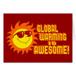 Awesome Global Warming Cards