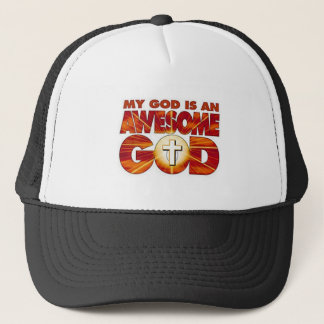 awesome GOD Trucker Hat