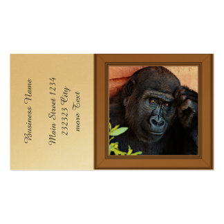 awesome gorilla 1215P Pack Of Standard Business Cards