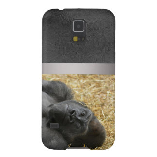 awesome Gorilla Galaxy S5 Cases