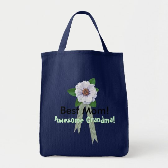 Awesome Grandma!, Mother's Day Grocery Tote