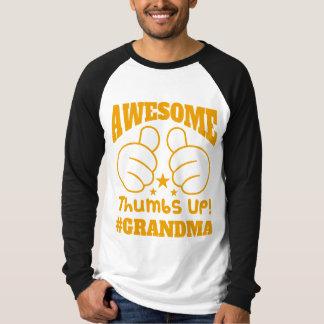 Awesome Grandma T-Shirt