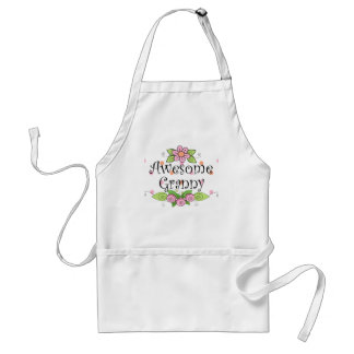 Awesome Granny T-Shirt Standard Apron