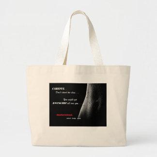 AWESOME gym bag. Large Tote Bag