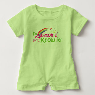 Awesome & I know it-Kids Tees