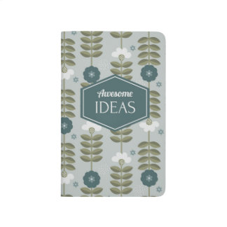 """Awesome Ideas"" Journals"