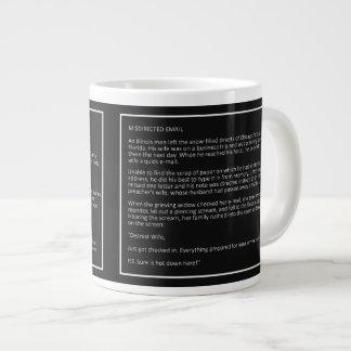 Awesome Jokes jumbo mug #1