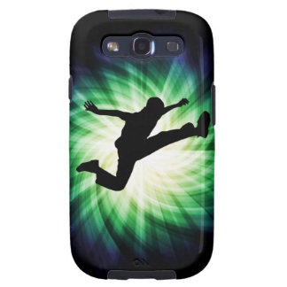 Awesome Jump Kick Galaxy SIII Case