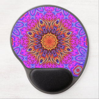 Awesome Kaleido 06 Gel Mouse Pads