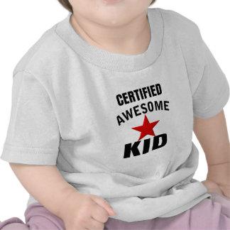 Awesome Kid Tee Shirt