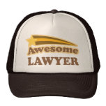Awesome Lawyer Gift Cap