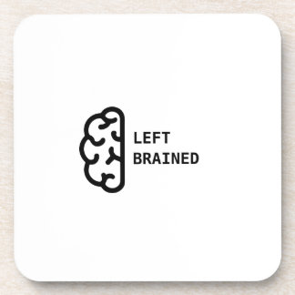 Awesome Left Brained Coasters
