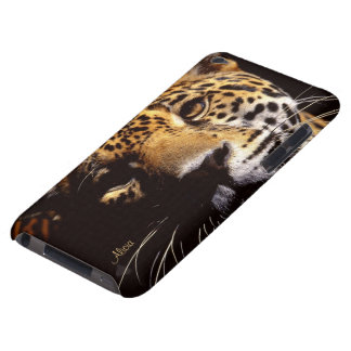 Awesome Leopard Closeup iPod Touch Case-Mate Case