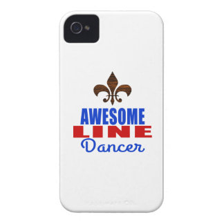 AWESOME LINE DANCING DANCER iPhone 4 Case-Mate CASE