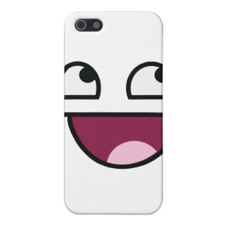 Awesome Lulz Smiley Face Case For The iPhone 5