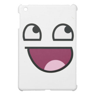 Awesome Lulz Smiley Face Cover For The iPad Mini