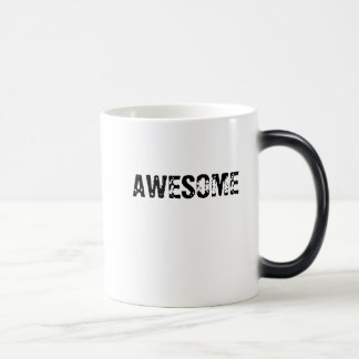 AWESOME MAGIC MUG