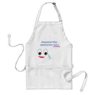 Awesome Man Awesome Skill Apron