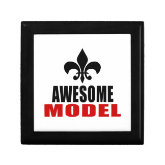 AWESOME MODEL SMALL SQUARE GIFT BOX