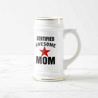 Awesome Mom Coffee Mugs