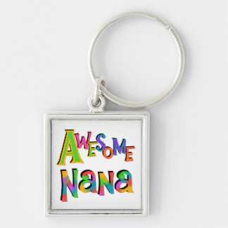 Awesome Nana T-shirts and Gifts Keychains