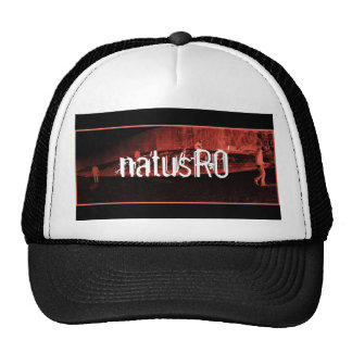 Awesome natusRO design, Trucker hat. Very cool! Cap
