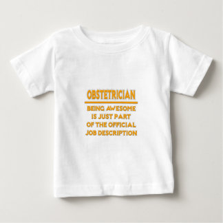 Awesome Obstetrician .. Job Description Shirts