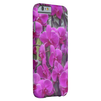 awesome orchids pink barely there iPhone 6 case