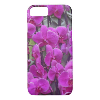 awesome orchids pink iPhone 7 case