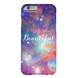 """Awesome Orion nebula shining stars """"Beautiful"""" Barely There iPhone 6 Case"""