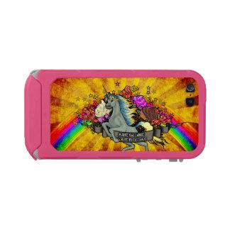 Awesome Overload Unicorn, Rainbow & Bacon Incipio ATLAS ID™ iPhone 5 Case