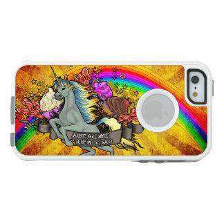 Awesome Overload Unicorn, Rainbow & Bacon OtterBox iPhone 5/5s/SE Case
