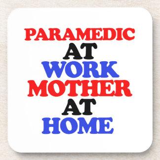 awesome Paramedics designs Beverage Coasters
