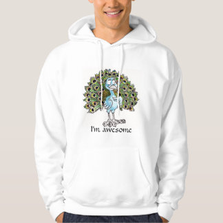 Awesome Peacock Hoodie