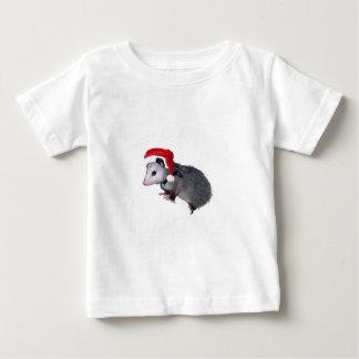 Awesome Possum Christmas Baby T-Shirt