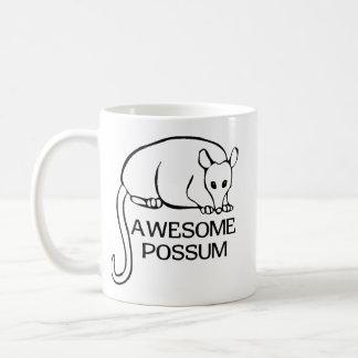 Awesome Possum Coffee Mug