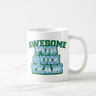Awesome Pub Quiz TEAM! Coffee Mug