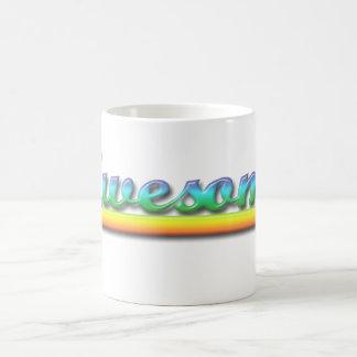 Awesome - Rainbow Magic Mug