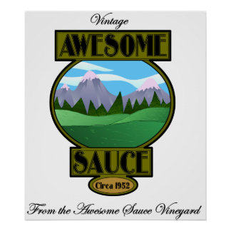 Awesome Sauce poster
