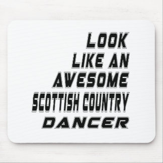 awesome Scottish Country Dancing Mouse Pad