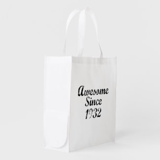 Awesome Since 1932 Market Totes