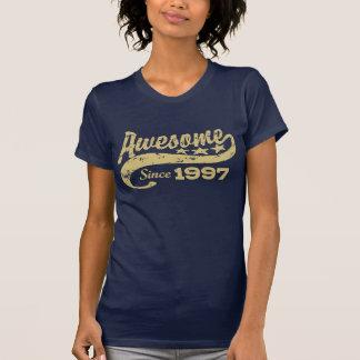 Awesome Since 1997 Tee Shirt