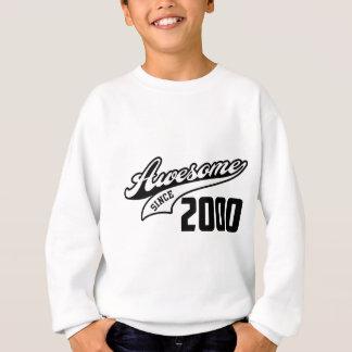 Awesome Since 2000 Sweatshirt