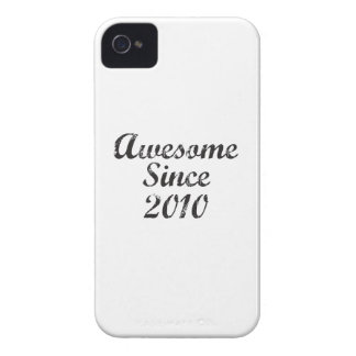 Awesome Since 2010 iPhone 4 Case-Mate Cases