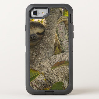 awesome sloth OtterBox defender iPhone 8/7 case