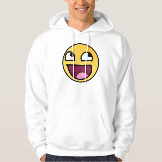 AWESOME Smiley Hoodie