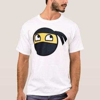 Awesome Smiley Ninja - Meme T-Shirt
