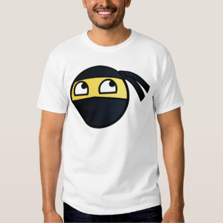 Awesome Smiley Ninja - Meme T-shirts